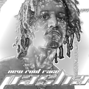 Pasha New Root Race CD cover